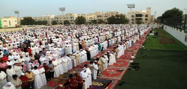 كيف نصلي صلاة العيد