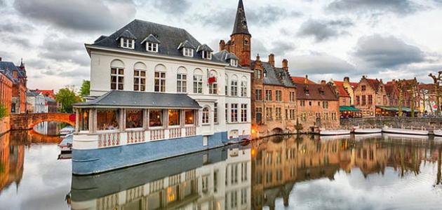 السياحة إلى بلجيكا
