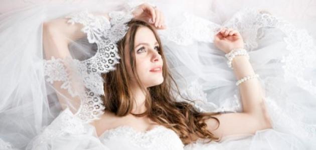 خلطات تبييض الجسم للعروس