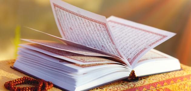 عدد أحزاب القرآن الكريم