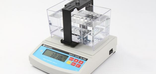 وحدة قياس كثافة السوائل