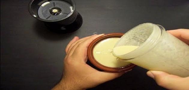 طريقة عمل الطحينة السائلة في المنزل