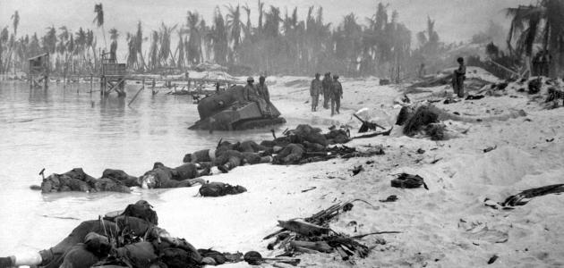 عدد القتلى في الحرب العالمية الثانية