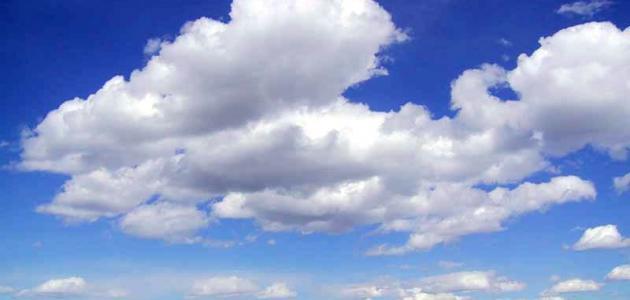 كيف تتشكل الغيوم