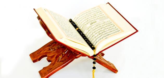 كم عدد أحزاب القرآن