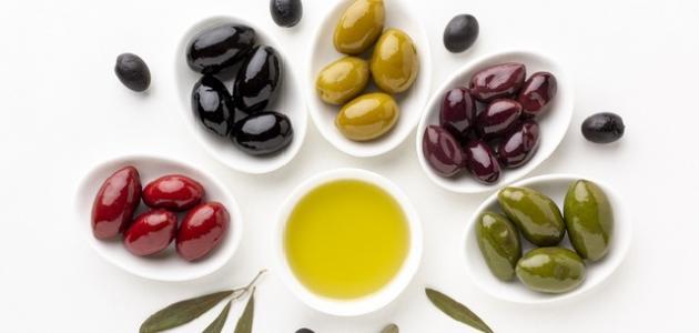 ما هي فوائد الزيتون