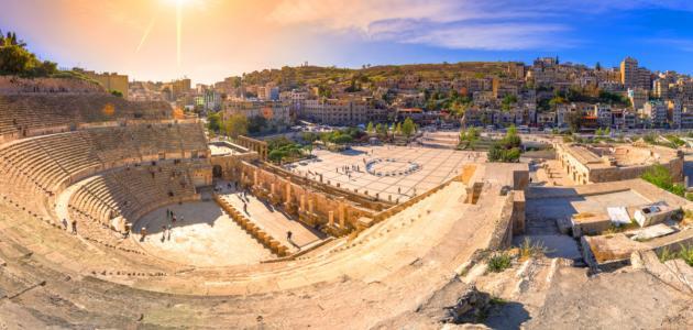 معلومات عامة عن الأردن