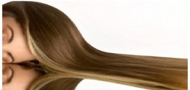 أفضل طرق تنعيم الشعر