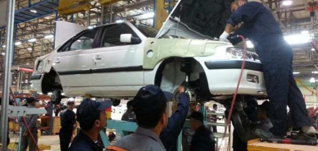 صناعة السيارات في العراق