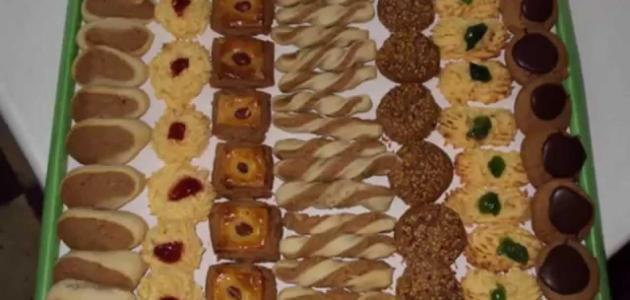وصفات حلويات عيد الأضحى المغربية