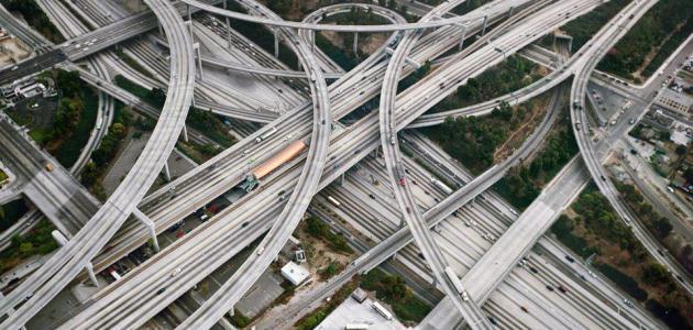 هندسة الطرق