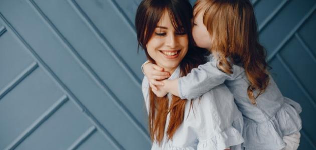 صفات الأم