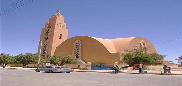 مدينة بشار الجزائرية