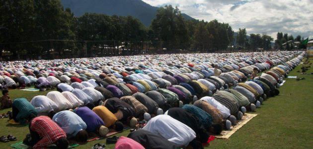 عدد ركعات صلاة العيد