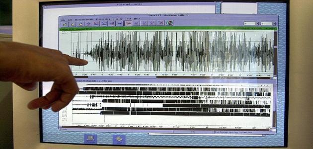 وحدة قياس قوة الزلزال