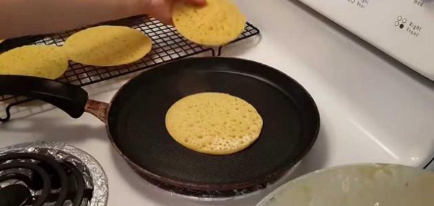 طريقة عمل البغرير المغربي