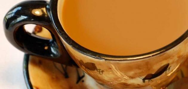 مكونات الشاي العدني