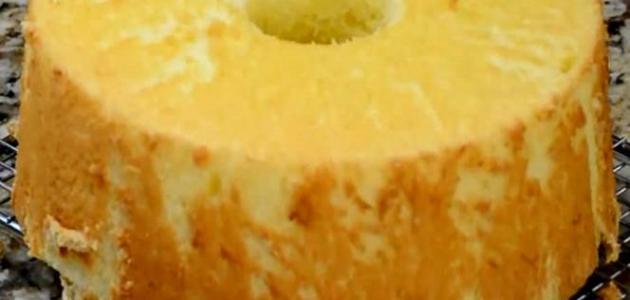 طريقة صنع الكيكة الاسفنجية