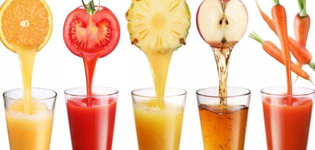 مشروبات تساعد على إنقاص الوزن