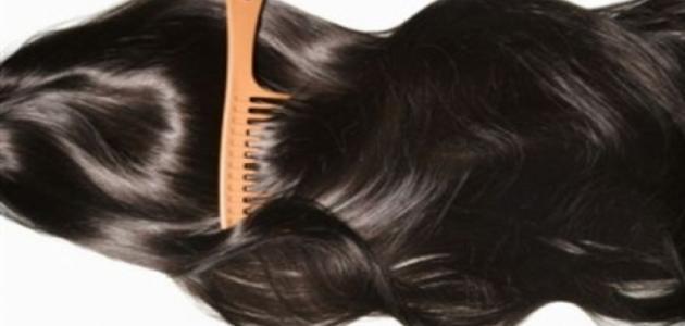 طرق للحصول على شعر طويل