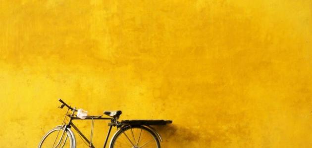 دلالة اللون الأصفر