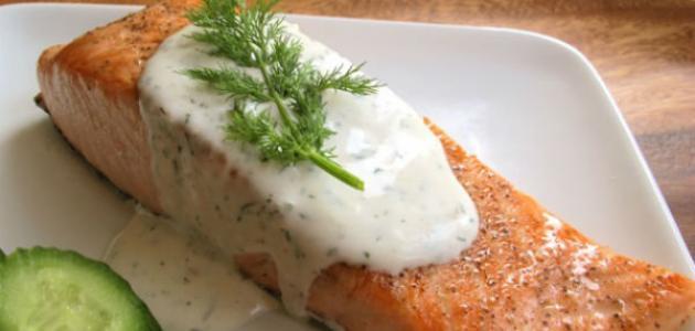 وصفات سمك السلمون