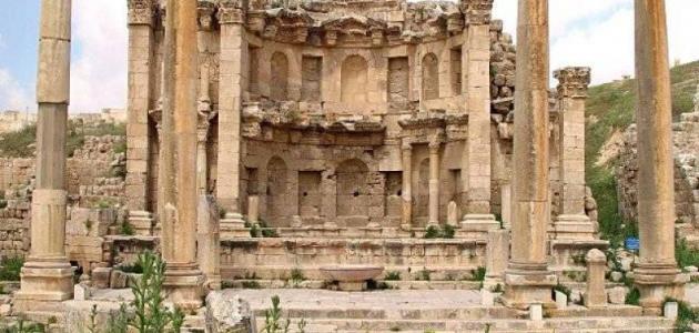 مدينة جرش الأثرية