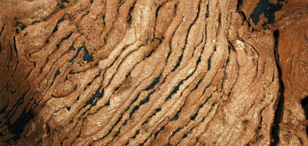 تصنيف الصخور الرسوبية