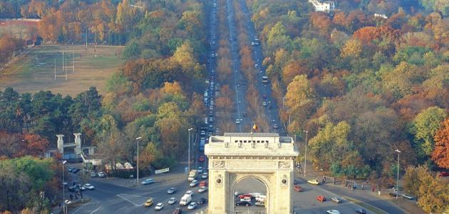 مدينة بوخارست