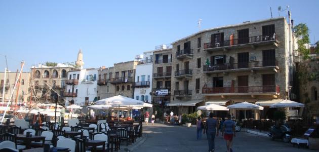 مدن قبرص