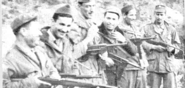 مراحل الثورة الجزائرية