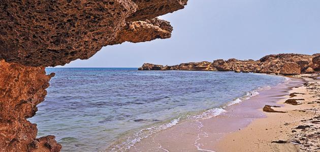 جزر سعودية في البحر الأحمر