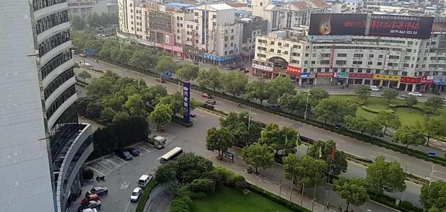 مدينة ايوو في الصين
