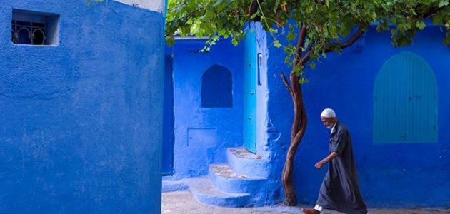 مدينة شفشاون المغربية