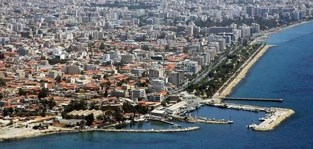 مدن قبرصية