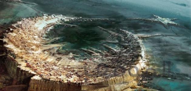جزيرة أطلانطس