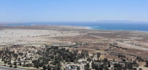 مدينة طور سيناء
