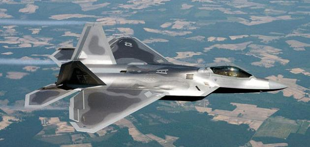 أقوى طائرة مقاتلة في العالم