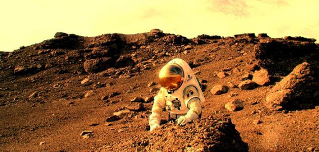 هل توجد حياة على كوكب المريخ