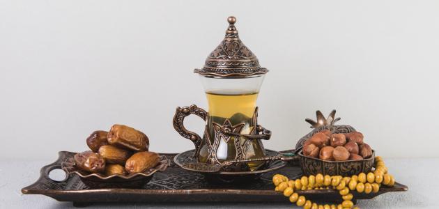 موضوع عن شهر رمضان المبارك