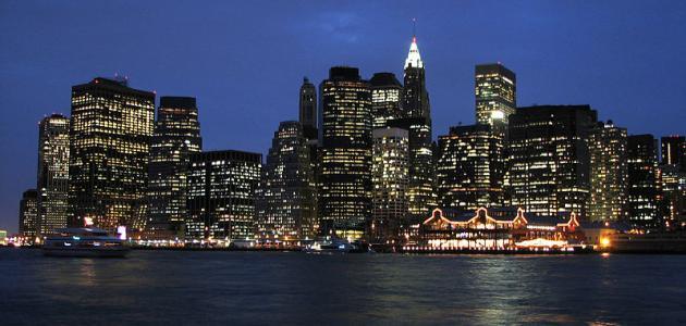 مدن ولاية نيويورك