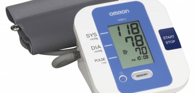 نسبة ضغط الدم الطبيعي