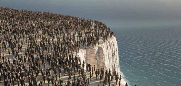 عدد السكان في العالم