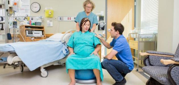 أول علامات الولادة