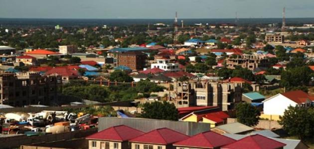 مدينة جوبا