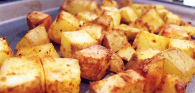 bca506a7b طريقة عمل صينية البطاطس في الفرن - موضوع