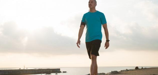 فوائد المشي ساعة يومياً
