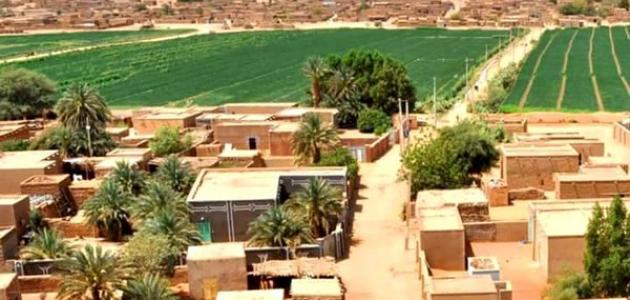 مدن سودانية