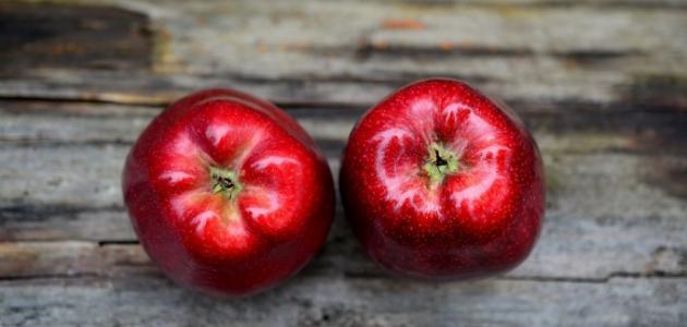 طريقة عمل كمبوت التفاح