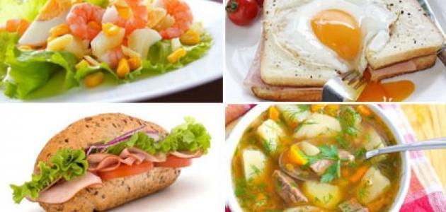 طريقة عمل عشاء سهل ولذيذ